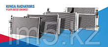 Радиатор охлаждения HONDA STREAM RN1 00-06 1.7л