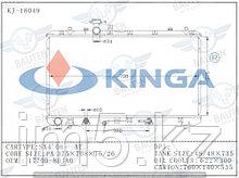 Радиатор охлаждения SUZUKI SX4 06-14 1.3/1.5/1.6л