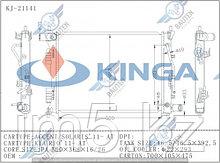 Радиатор охлаждения HYUNDAI ACCENT RB 11-17 1.4/1.6л