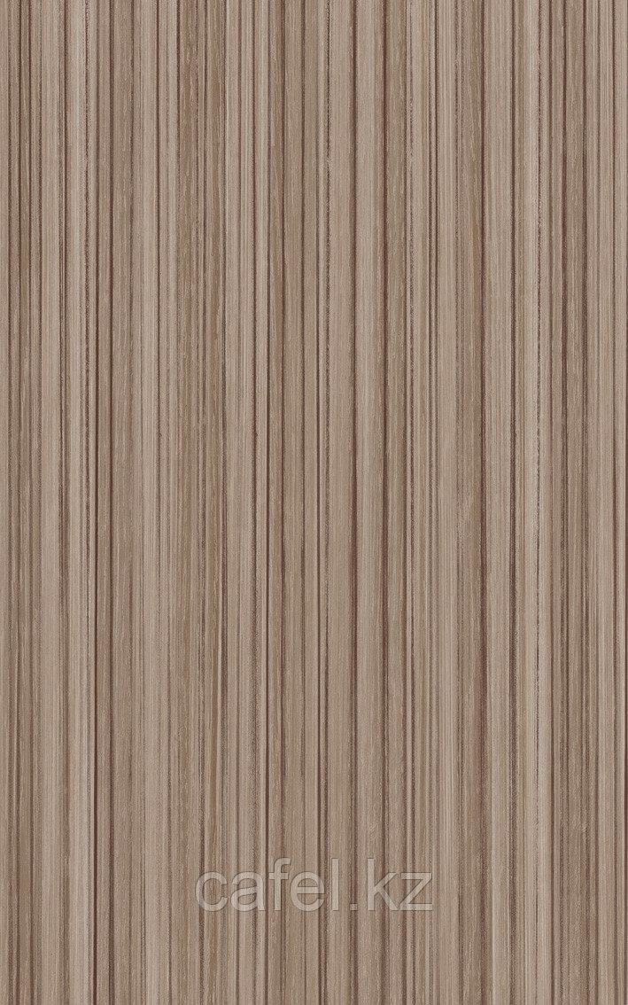 Кафель | Плитка настенная 25х40 Зебрана | Zebrana коричневый