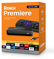 Стриминг Roku Premiere | HD/4K/HDR