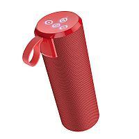 Портативная колонка Hoco BS33 красный