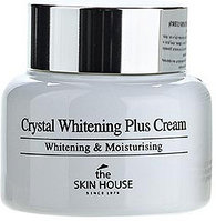 The Skin House Crystal Whitening Plus Cream. Крем Осветляющий против пигментации кожи лица.