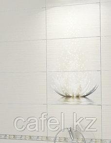 Кафель | Плитка настенная 25х40 Магик лотус | Magic lotus (панно из 3 плиток)