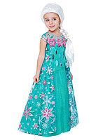 Batik Костюм Эльза зеленое платье (9019 к-21)
