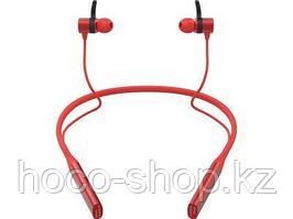 Наушники Hoco S18 красный
