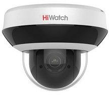DS-I205M - 2MP Уличная антивандальная PTZ IP-камера с 4-х кратным оптическим автозумом и микрофоном.