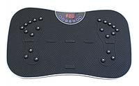 Виброплатформа для тела GESS-081 Shake черная