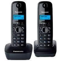 Телефон Panasonic KX-TG1612 RUH, фото 1