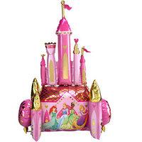 Шар фольгированный ходячий 54' 'Замок Принцессы' 1208-0482