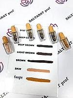 Пигменты коричневые тона для татуажа 2157 для перманентного макияжа