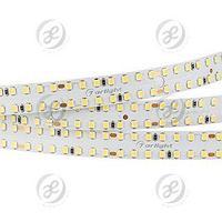 Лента S2-2500 24V White 6000K 15mm (2835, 280 LED/m, LUX)