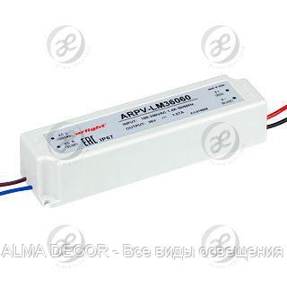 Блок питания ARPV-LV36060-A (36V, 1.7A, 60W)