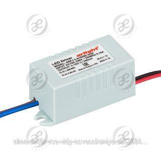 Блок питания ARPJ-LA10350-mini (3.5W, 350mA)