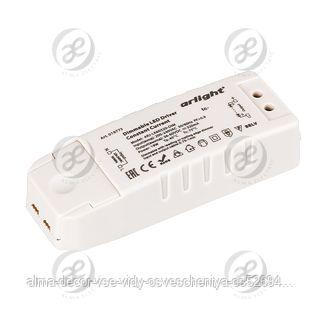 Блок питания ARJ-LK60320-DIM (19W, 320mA, PFC, Triac)