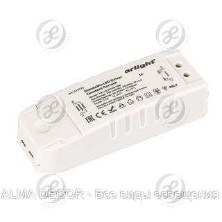 Блок питания ARJ-LK30700-DIM (21W, 700mA, PFC, Triac)