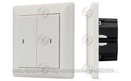 Панель Knob SR-KN0200-IN White (KNX, DIM)