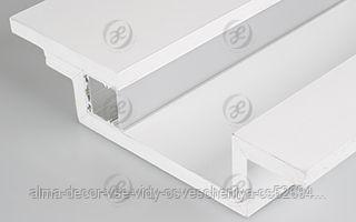 Декоративный Профиль ARL-BAY-SQUARE-35-250 (ГКЛ 12.5мм)