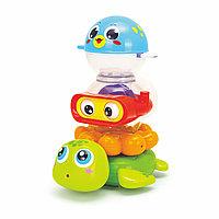 Игрушка для ванной Hola Toys Пирамидка