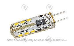 Светодиодная лампа AR-G4-24N1035DS-1.2W-12V Day White
