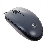 Mouse Logitech M90 Grey (910-001794), фото 1