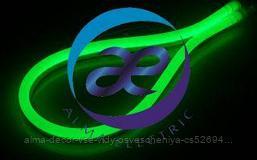 Гибкий неон NEO-FX3528-S50-240V Green