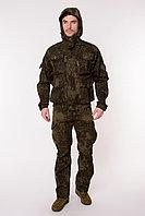 Костюм летний для охоты и рыбалки ONERUS Леший (ткань рип-стоп, зел.кмф.), размер 52-54