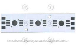 Плата 80x20-3Е-RGB Emitter (3x LED, 724-161)