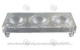Блок линз 3LB30D (30deg, 3X LED)
