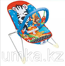 Детское кресло-качалка Fitch Baby с игрушками и вибрацией