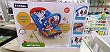 Детское кресло-качалка Fitch Baby с игрушками и вибрацией, фото 5