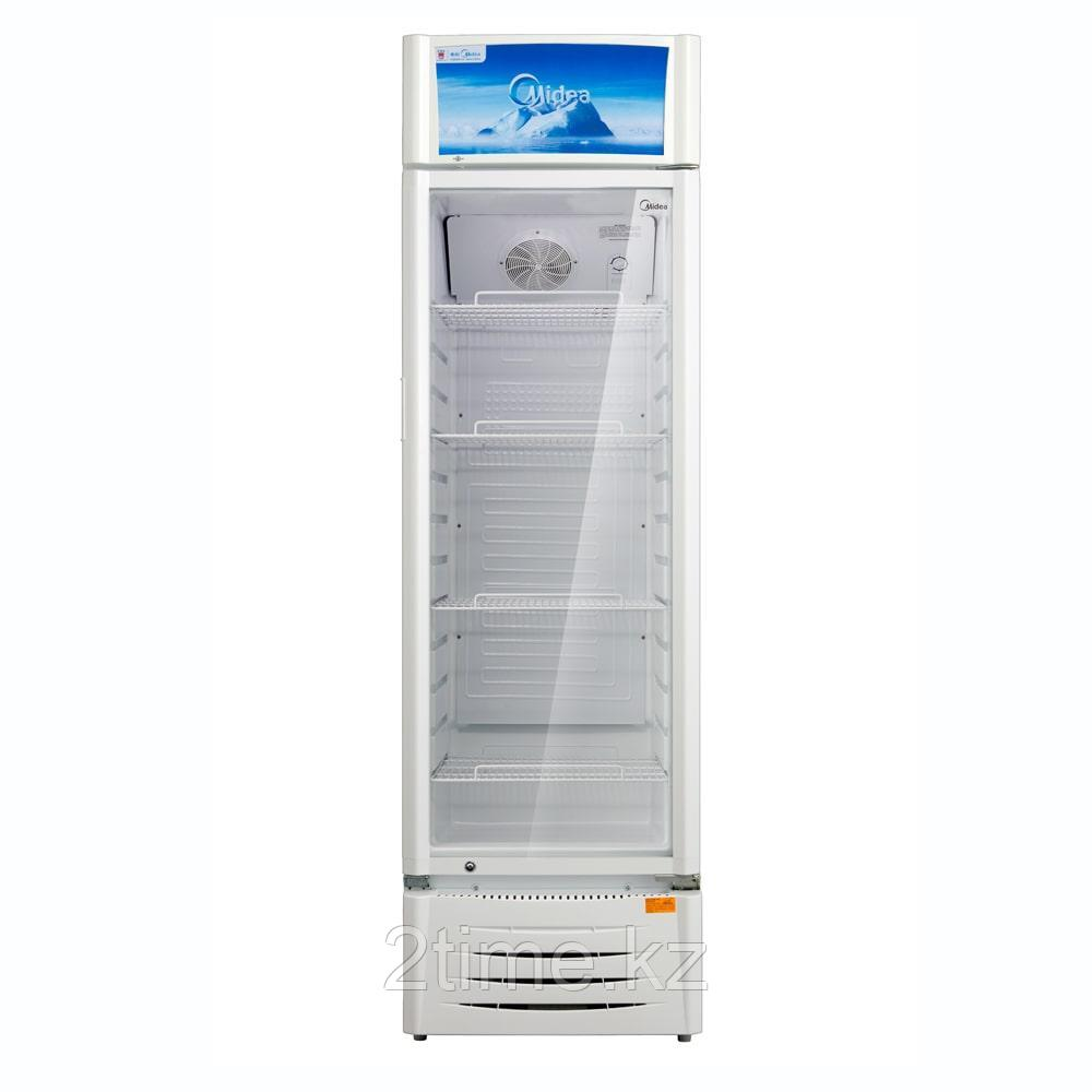Витринный холодильник Midea HS-411SN