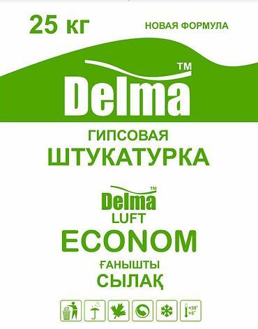 Гипсовая штукатурка Delma Luft ECONOM, фото 2