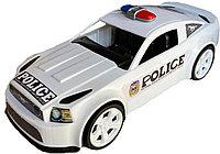 035-4 Мустанг полицеская машина 29*10см