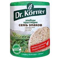 Хлебцы мультизлаковые семь злаков 100 г (Dr.Korner)