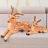 Плюшевая игрушка олень