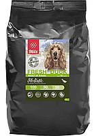 Низкозерновой сухой корм для собак всех пород Blitz Holistic Fresh Duck Adult Dog (Low Grain) утка