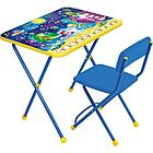 Набор мебели НИКА КОСМОС Математика (стол + мяг стул) h580