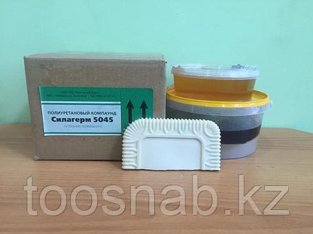 Полиуретан 5045 (твердость по шору 45) (фасовка 1 кг + 0,5 кг) для изготовления гибких литьевых форм Алматы, фото 2