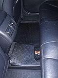 Резиновые коврики с высоким бортом для Toyota Camry VI 2006-2012, фото 4