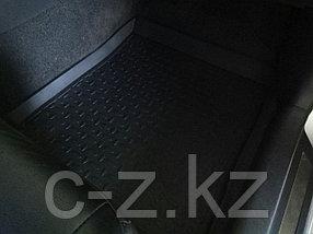 Резиновые коврики с высоким бортом для Toyota Camry VI 2006-2012, фото 2