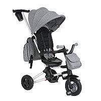 Детский трехколесный велосипед QPlay NOVA PLUS Grey