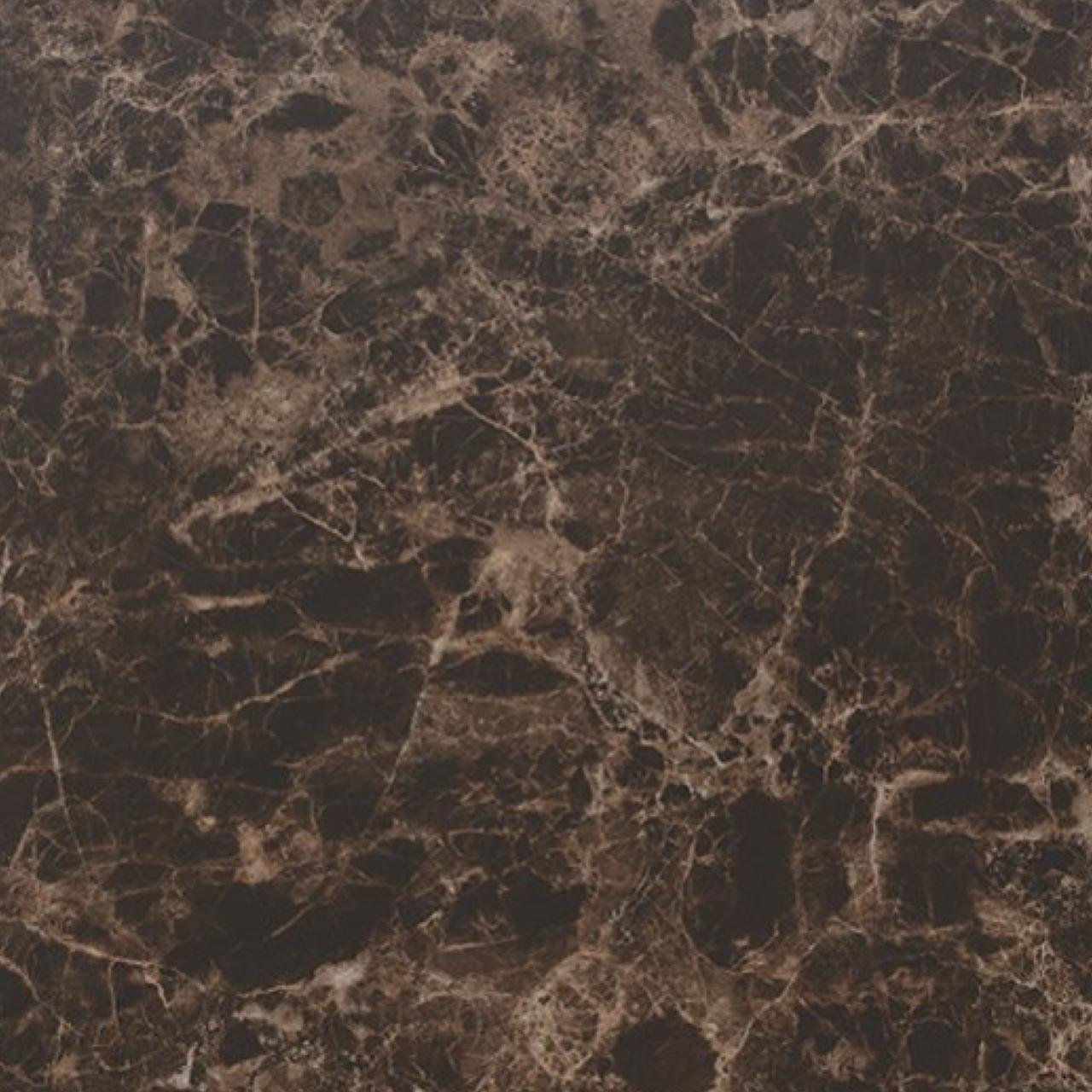 Алюминиевая композитная панель 1,22х2,44 темный мрамор 3мм 0,12мкм