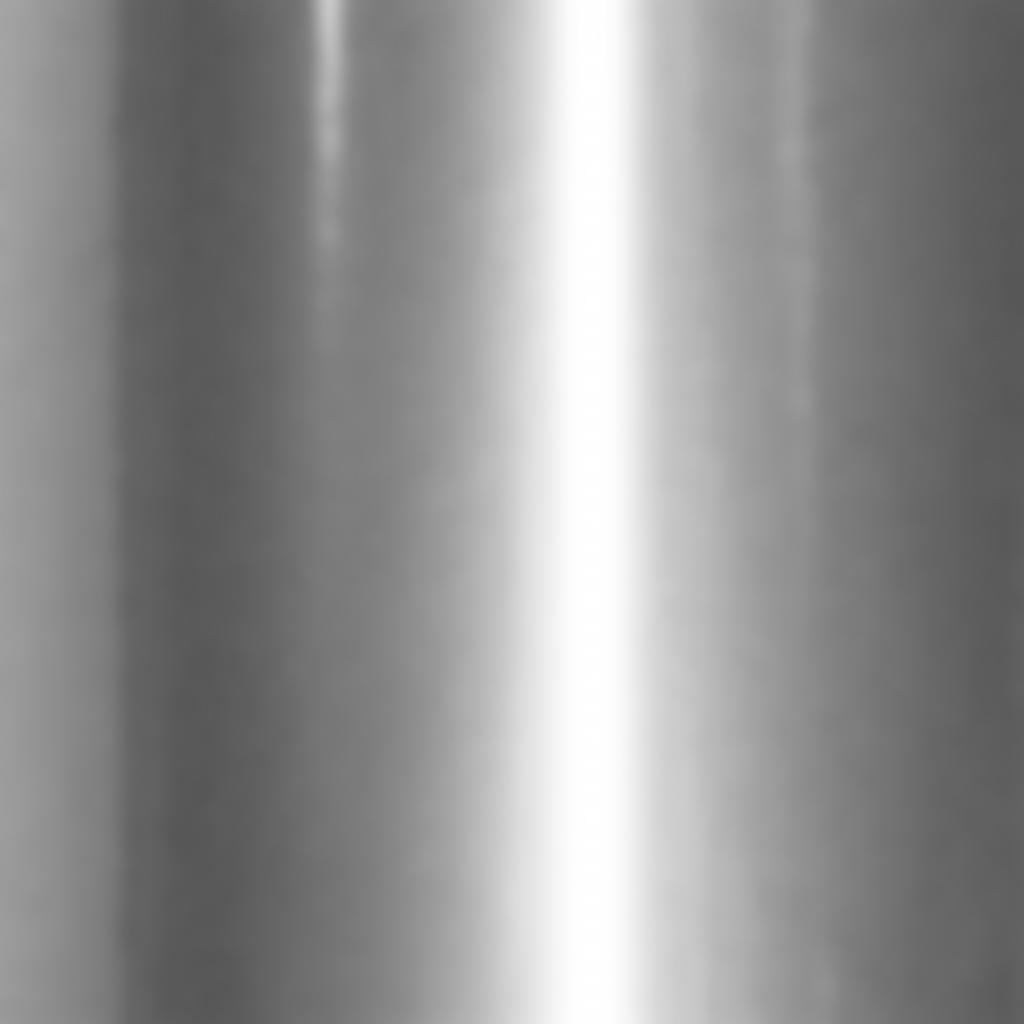 Алюминиевая композитная панель 1,22х2,44 Зеркальный серебро 3мм 0,18мкм