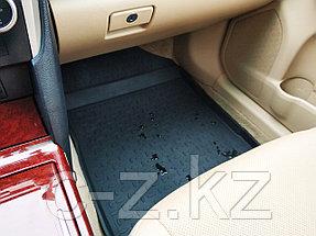 Резиновые коврики с высоким бортом для Toyota Camry 2012-2017, фото 2