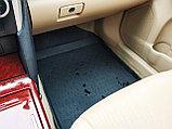Резиновые коврики с высоким бортом для Toyota Camry 2012-2017, фото 3