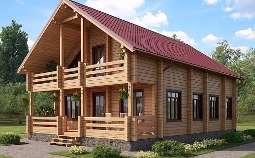 Проект дома №3314