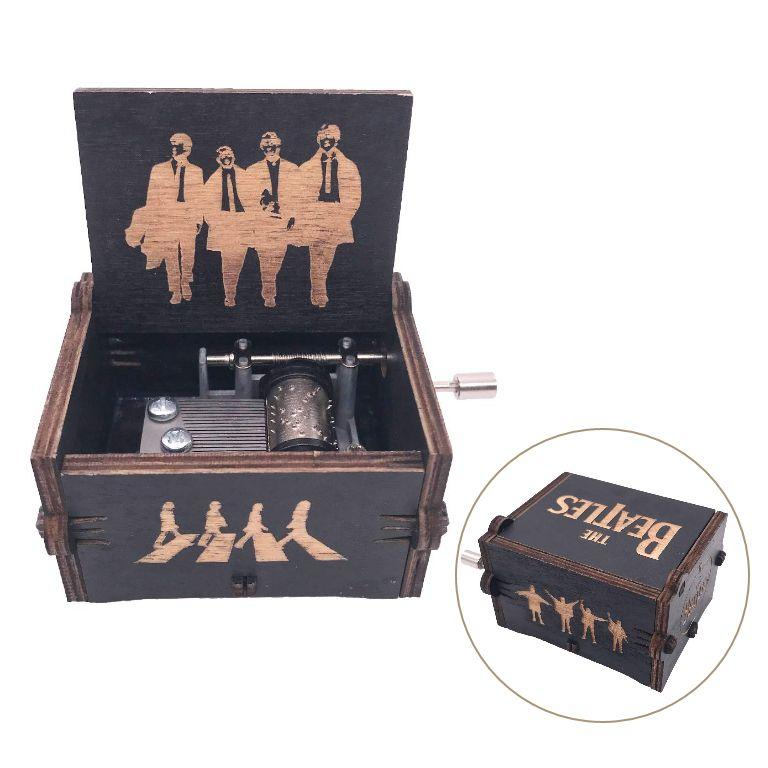 Музыкальная шкатулка The Beatles
