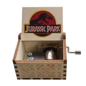 Музыкальная шкатулка Парк Юрского Периода - Jurassic Park