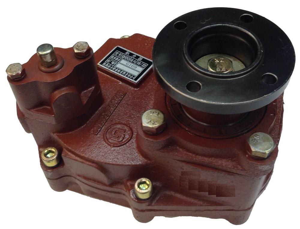 Коробка отбора мощности (раздатка КПП) QH50 нового образца